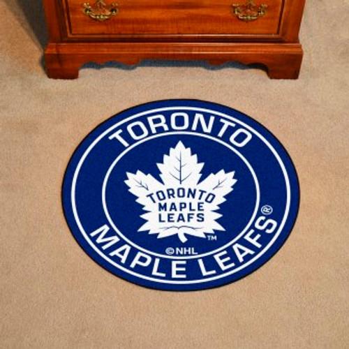Toronto Maple Leafs Roundel Mat