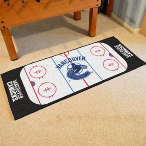 Vancouver Canucks Hockey Runner