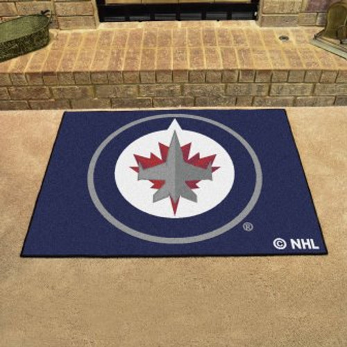 Winnipeg Jets All Star Mat