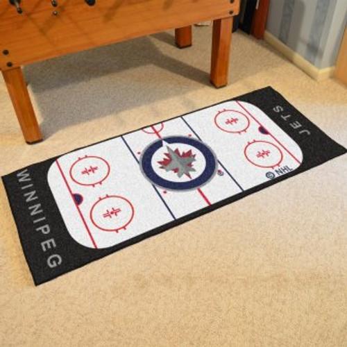 Winnipeg Jets Hockey Runner