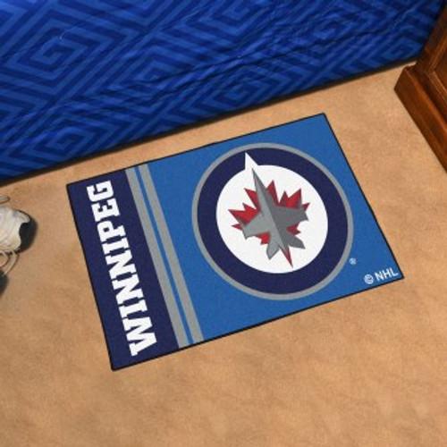 Winnipeg Jets Logo Starter Mat