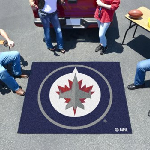 Winnipeg Jets Tailgater Mat