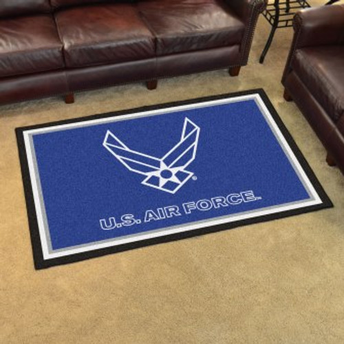 U.S. Air Force 4x6 Rug
