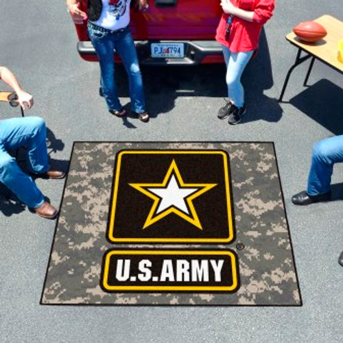 U.S. Army Tailgater Mat