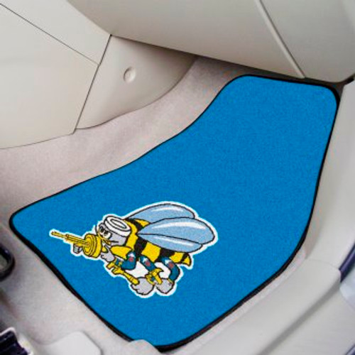 Seabees 2-pc Carpet Car Mat Set