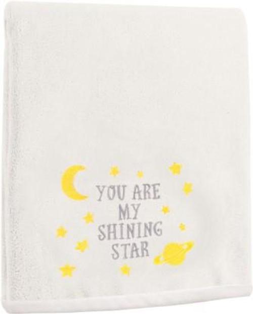 Izzy Shining Star Fleece Throw