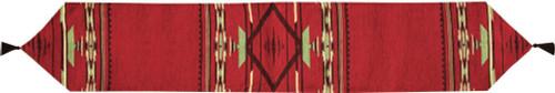 Flame Tapestry Runner