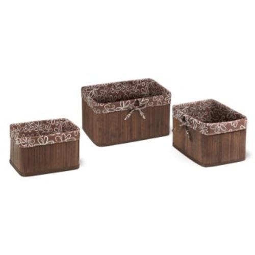 Claremont Bamboo Espresso Basket Set