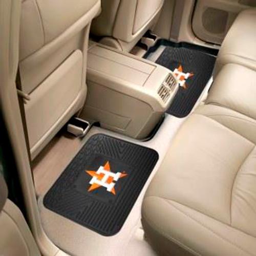 Houston Astros Utility Mats 2 Pack