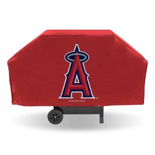 Los Angeles Angels Red Economy Grill Cover