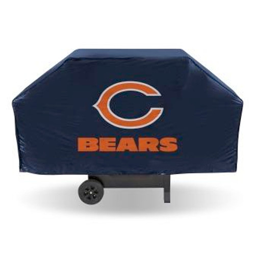 Chicago Bears Navy Economy Grill Cover