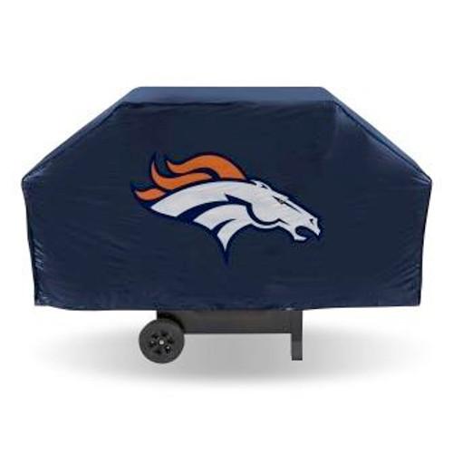 Denver Broncos Navy Economy Grill Cover