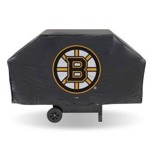 Boston Bruins Black Economy Grill Cover