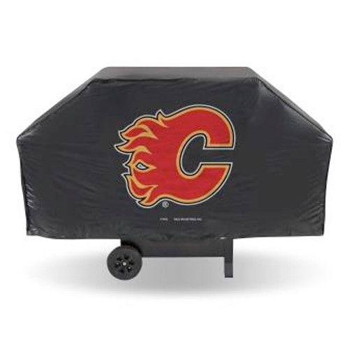 Calgary Flames Economy Grill Cover