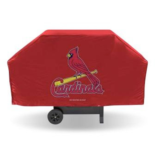 Arizona Cardinals Red Economy Grill Cover