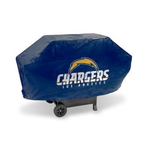 Los Angeles Chargers Navy Deluxe Grill Cover