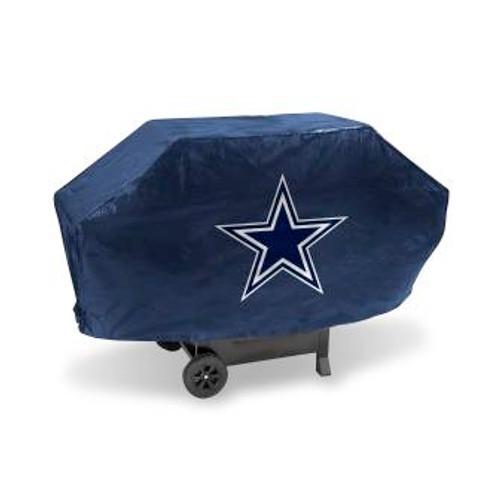 Dallas Cowboys Navy Deluxe Grill Cover