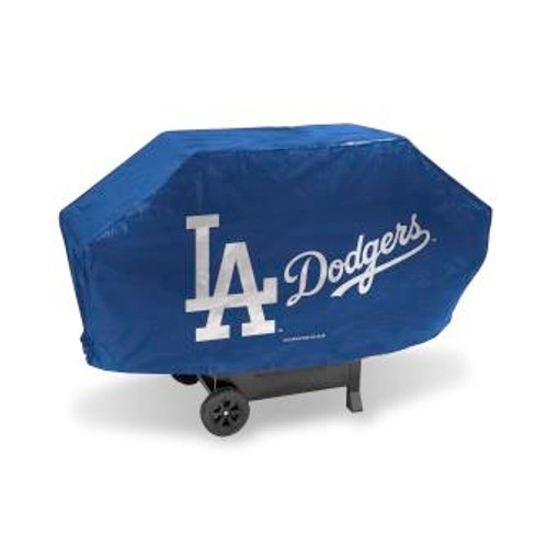 Los Angeles Dodgers Blue Deluxe Grill Cover