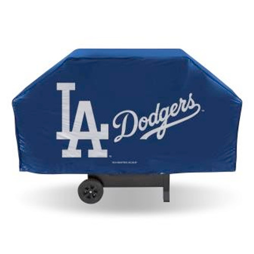 Los Angeles Dodgers Blue Economy Grill Cover