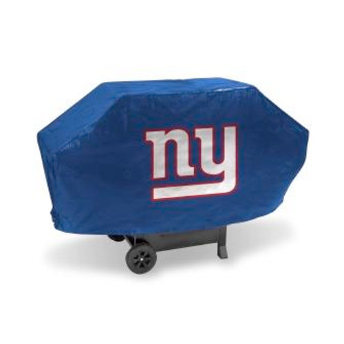 New York Giants Blue Deluxe Grill Cover