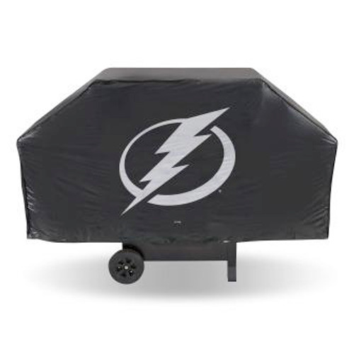 Tampa Bay Lightning Black Economy Grill Cover
