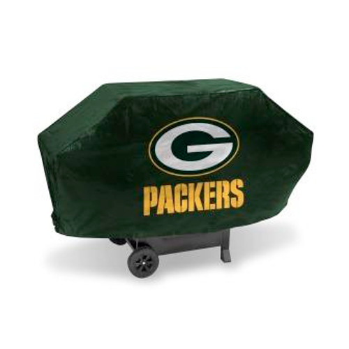 Green Bay Packers Green Deluxe Grill Cover