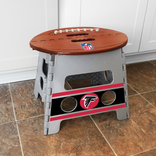 Atlanta Falcons Folding Step Stool