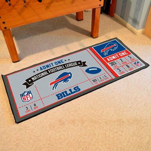 Buffalo Bills Ticket Runner