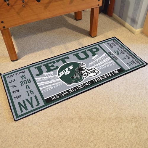 New York Jets Ticket Runner