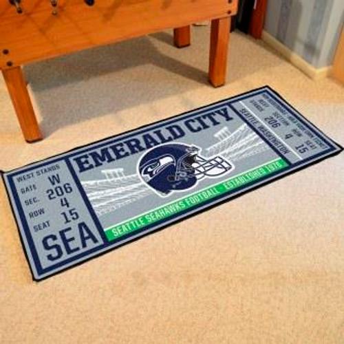 Seattle Seahawks Ticket Runner