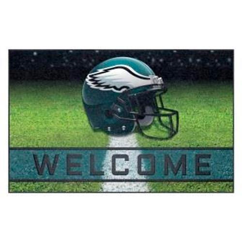 Philadelphia Eagles Crumb Rubber Door Mat