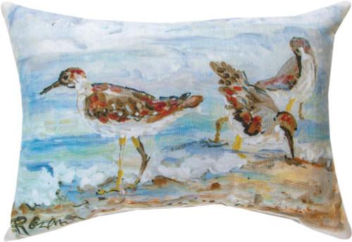 Shore Bird Climaweave Pillow