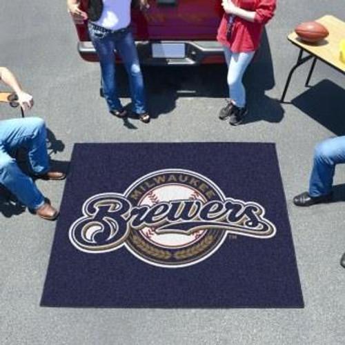 Milwaukee Brewers Tailgater Mat