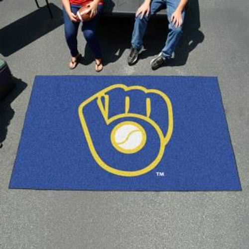 Milwaukee Brewers Logo Ulti-Mat