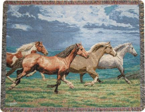 Windswept Tapestry Throw