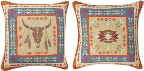 Southwest at Heart 18 x 18 Pillow
