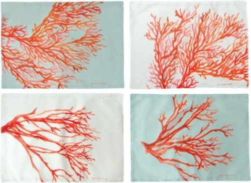 Red Coral Placemat