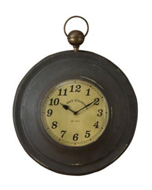 Large Pocket Watch Wall Clock