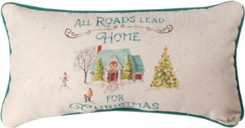 Our Christmas Story 17 x 9 Pillow