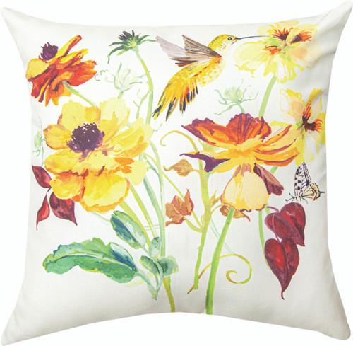 Summer Sips Fall 18 x 18 Pillow