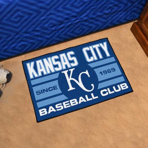 Kansas City Royals Baseball Club Starter Mat