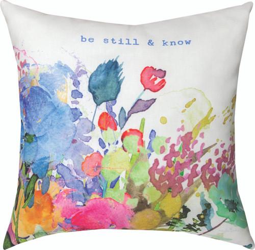 Extravagant Love 18 x 18 Pillow