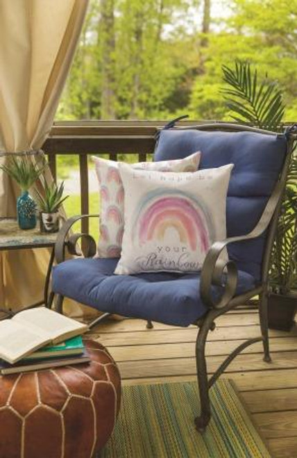 Colourful Hope Climaweave Pillow
