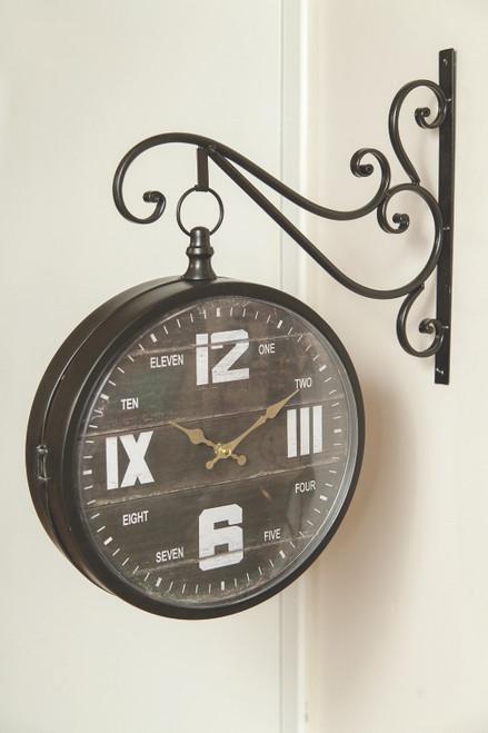 Bracket Wall Clock
