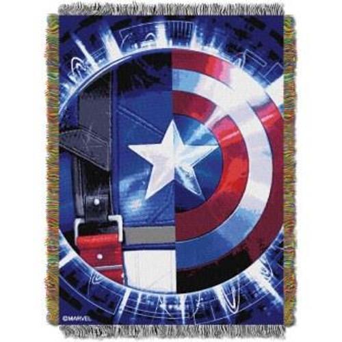 Avengers Star Agent Tapestry Throw