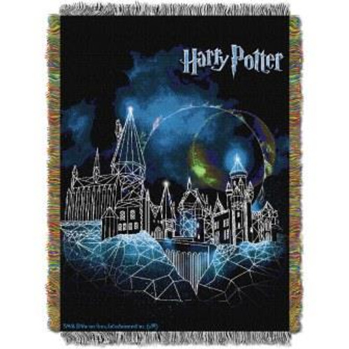Harry Potter Castle Tapestry Throw
