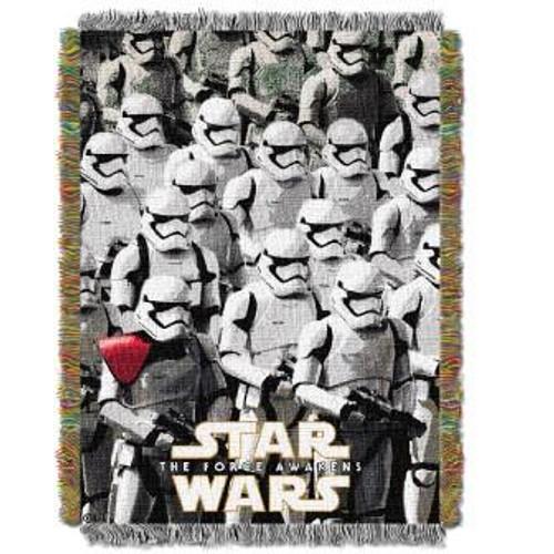 Star Wars Imperial Troops Tapestry Throw