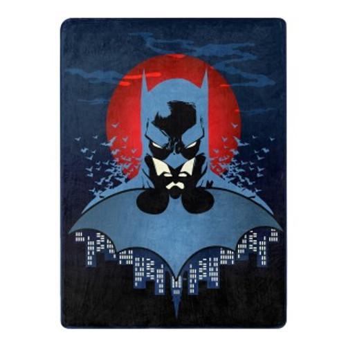 Batman Anti Hero Silk Touch Throw Blanket