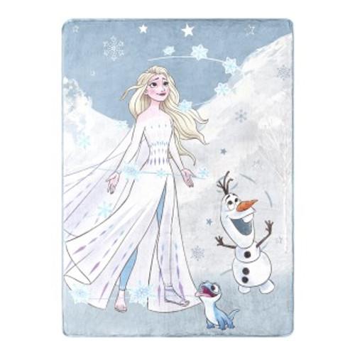 Frozen 2 Snow Play Silk Touch Throw Blanket