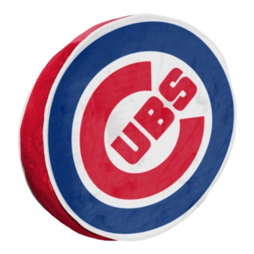 Chicago Cubs Travel To Go Cloud Pillow